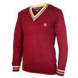 FULL SLEEVE SWEATER maroon1