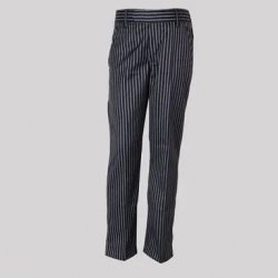 G. D. GOENKA SCHOOL - BOYS TROUSERS ( BLACK STRIP )