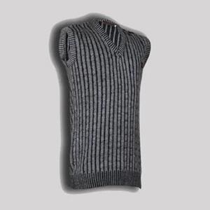 Untitled-1_0000_Maxfort School Half Sleeve Sweater ( Grey )