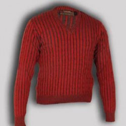 Untitled-1_0004_G. D. Goenka School - Full Sleeve Sweater ( Red )