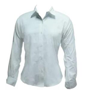 Untitled-1_0006_G. D. Goenka School - Full Sleeve Boys Shirt ( White )