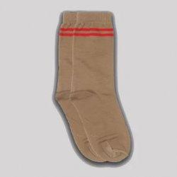 Vanasthali Public School Wollen Socks ( Red )